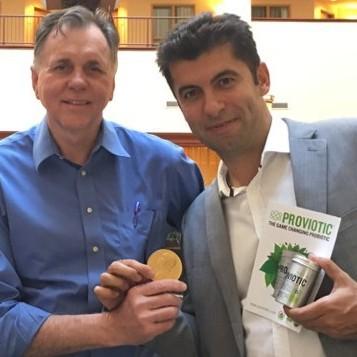Нобелист бори язвата с български пробиотик
