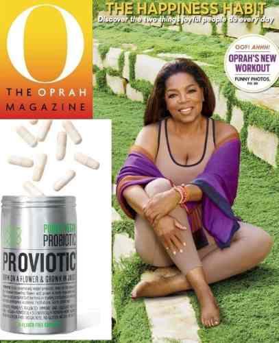 Български пробиотик – топ продукт за здраве на Опра Уинфри